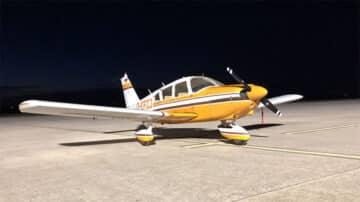 Abilitazione al volo VFR Notturno - Night Rating Scuola di volo